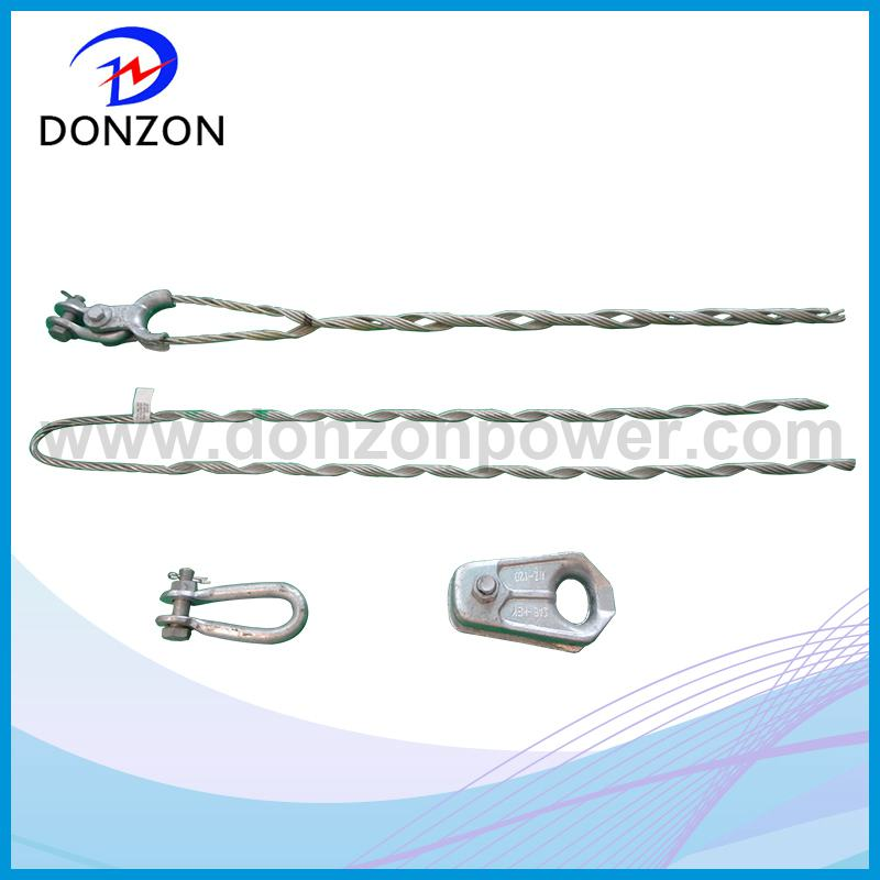 Preformed  Strain Clamp/ Helical Dead-end   Clamp For OPPC