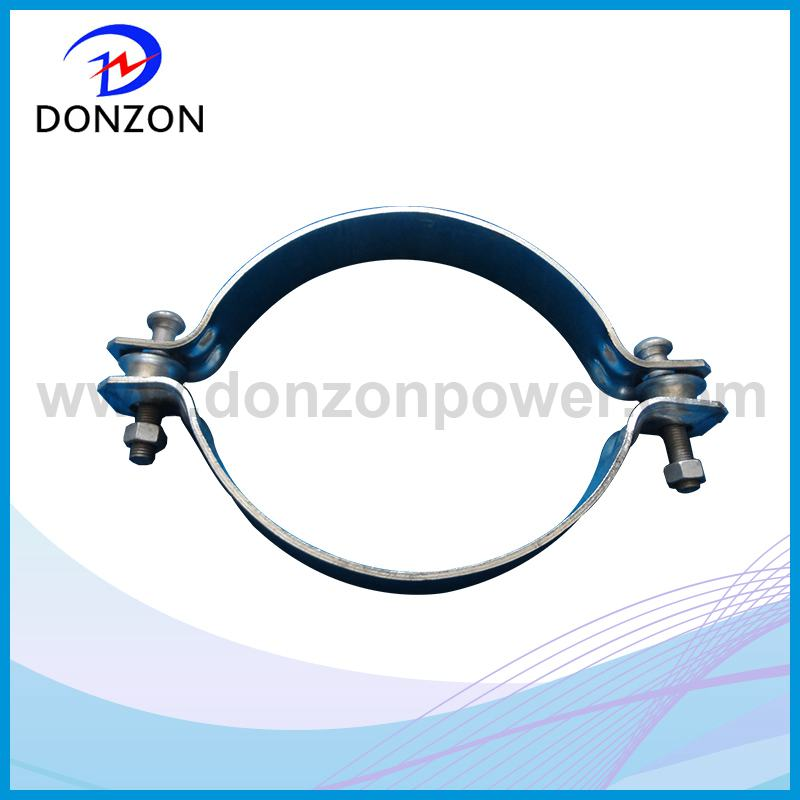 Immobility Clamp for Pole