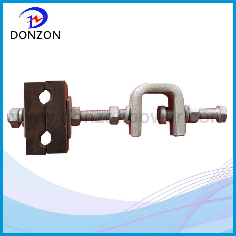 Down Lead Clamp for Tower