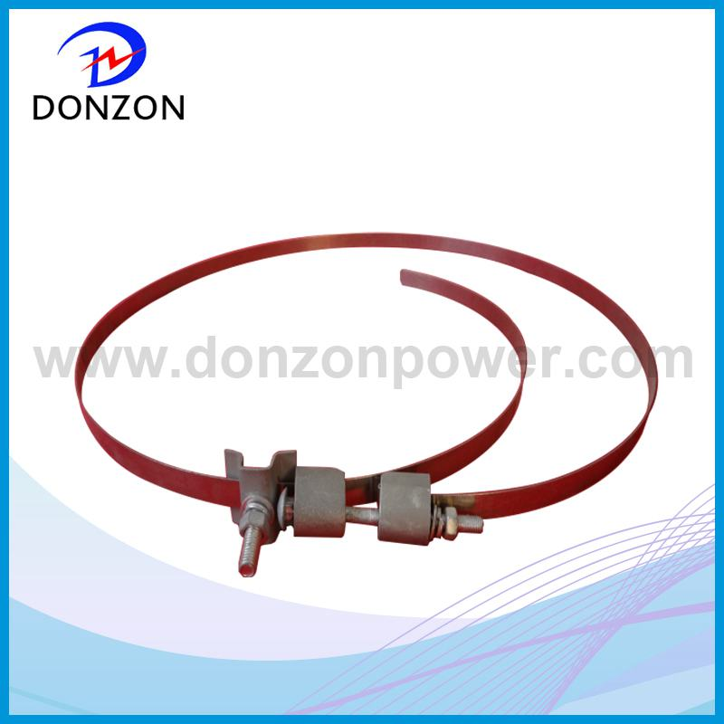 Down Lead Clamp for Pole