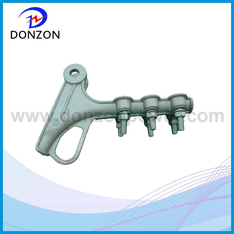 Strain Clamp with Two Bolts