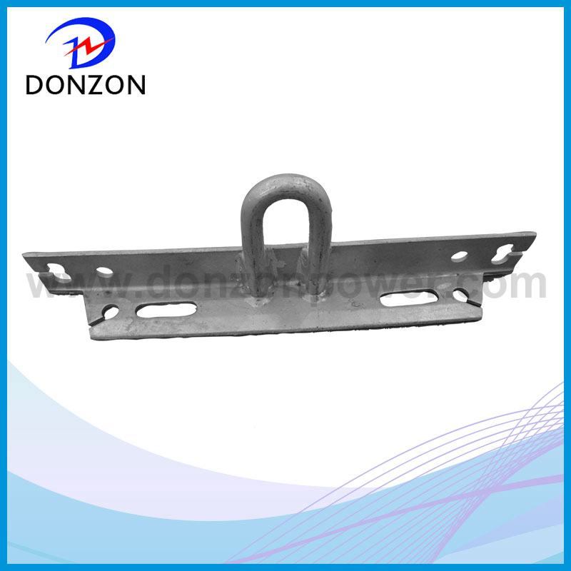 Clevis Plate with U Bolt