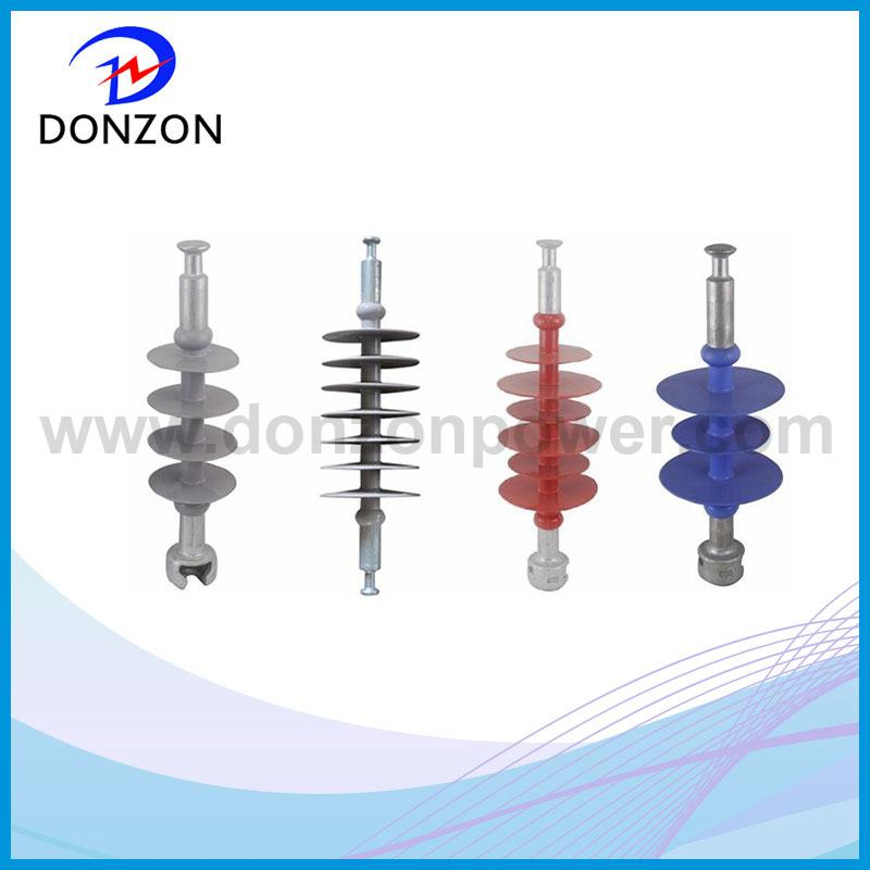 Silicone Rubber Suspension Composite Insulator