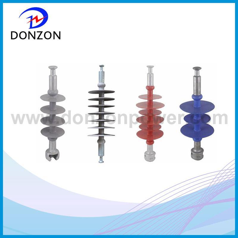 Silicone Rubber Suspension Composite Insulator