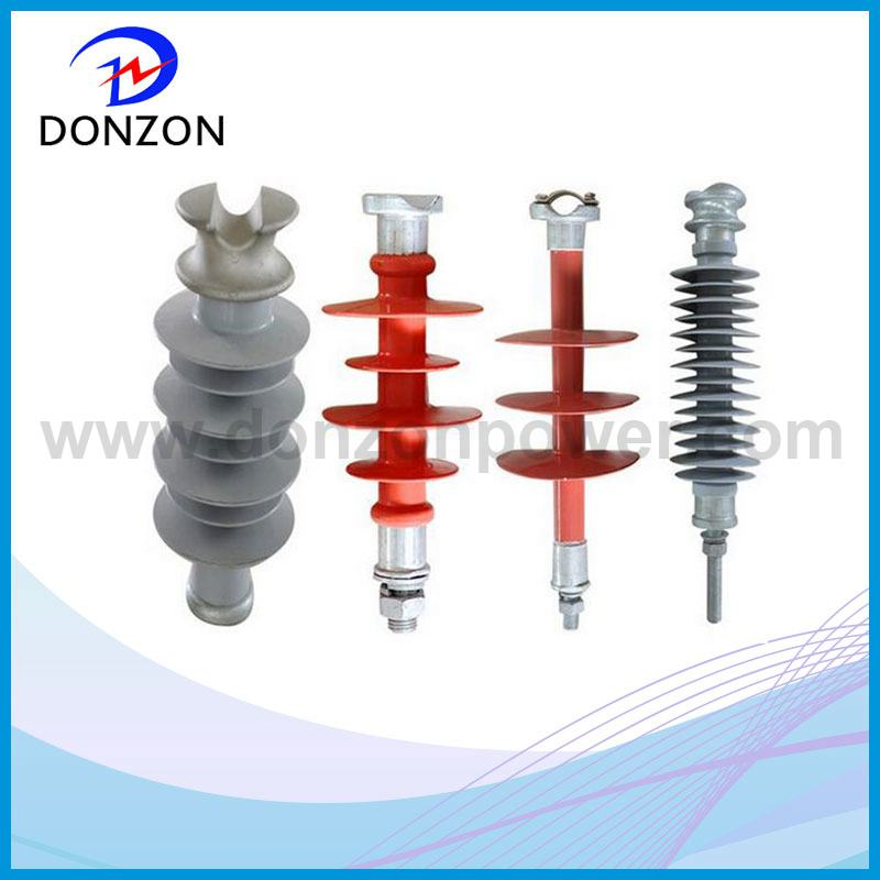 High Temperature Resistance Polymer Pin Composite Insulator Wholesale