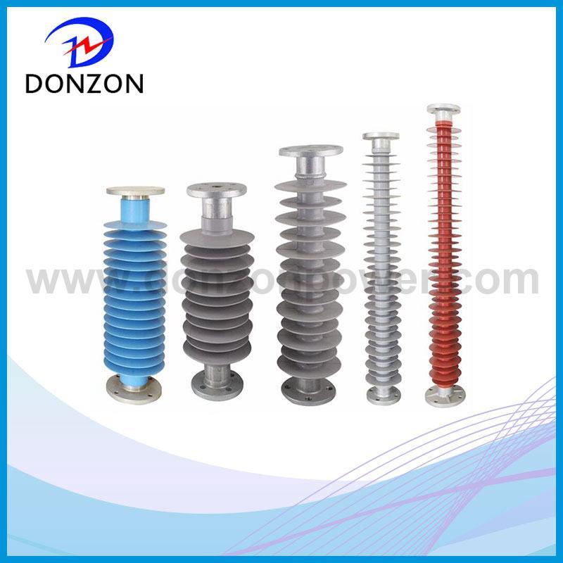 132KV Polymer Line Post Composite Insulator Manufacturer