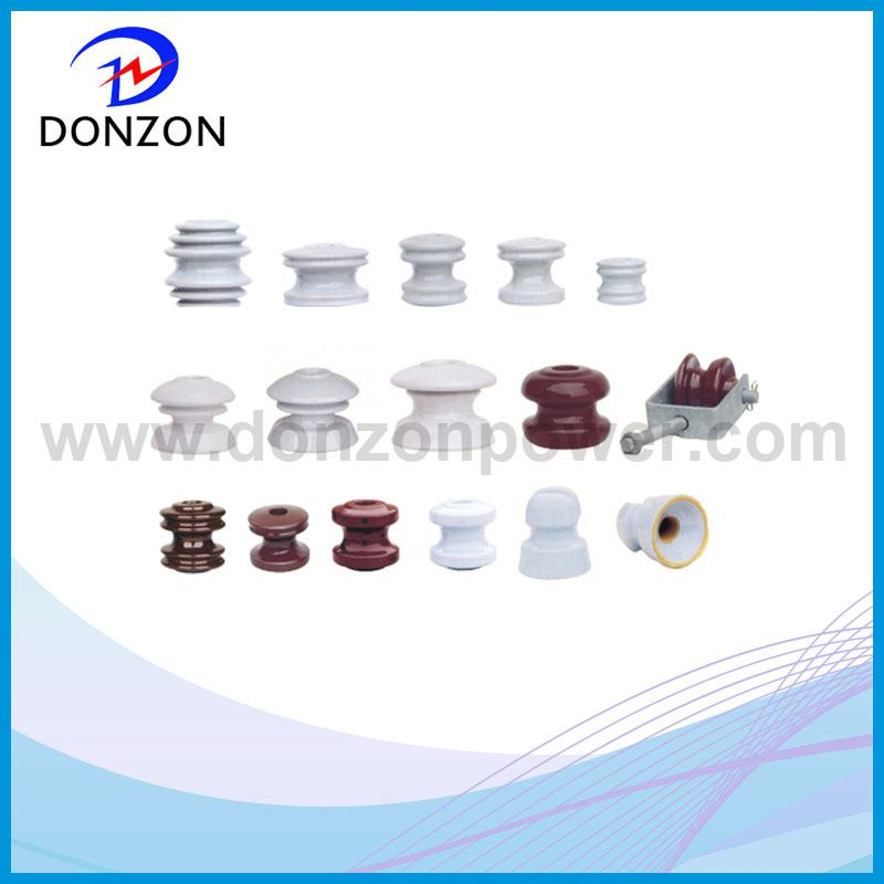 Spool Insulator Electric Power Line Fittings