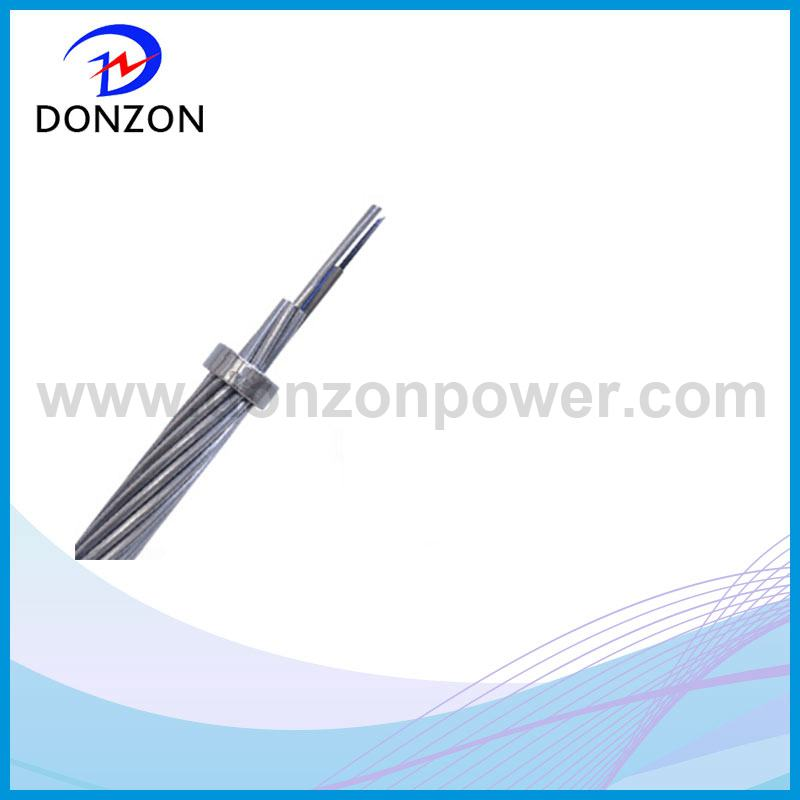 5-High Strength OPGW Fiber Optical Cable (Two Strand Layer)
