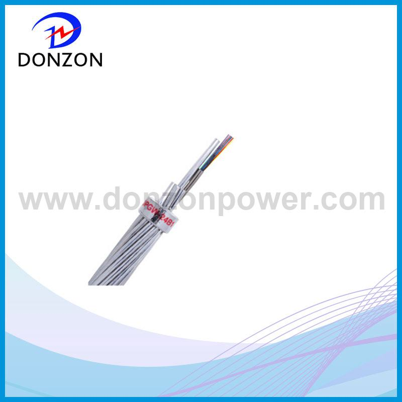 Stranded Stainless Steel Tube Opgw Optical Cable-OPGW
