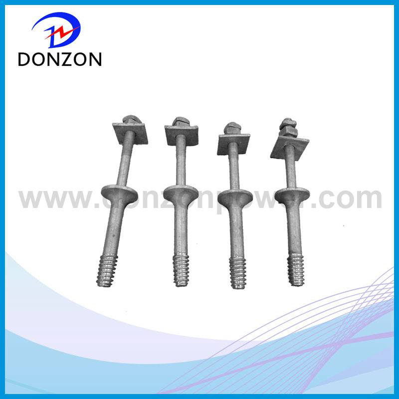 Lead End / Nylon End / Galvanized Stell / Insulator Pin