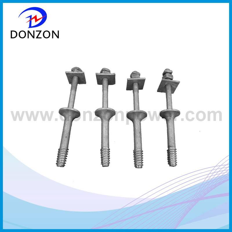 Lead End / Nylon End / Galvanized Stell / Insulator Pin